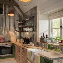 +41 To Consider For Farmhouse Kitchen Cabinets Design Ideas 7