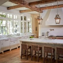 +41 To Consider For Farmhouse Kitchen Cabinets Design Ideas 77