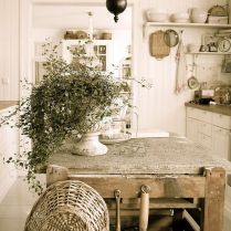 41+ What You Need To Know About Cucina Shabby Chic French Country Farmhouse Kitchens 15