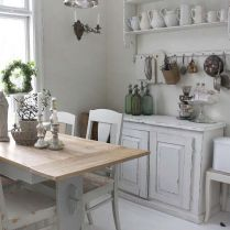 41+ What You Need To Know About Cucina Shabby Chic French Country Farmhouse Kitchens 5