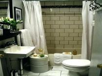42 Getting Smart With Small Bathroom Ideas Decorating Inspiration Shower Curtains 21
