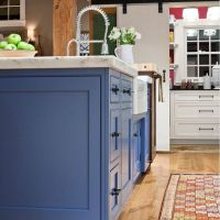 +43 New Step by Step Roadmap for Mozart Blue Benjamin Moore Kitchen Cabinets