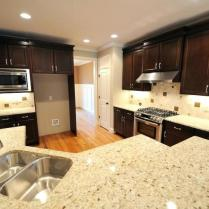 +44 Finding Dark Kitchen Cabinets And Light Granite 147