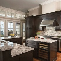 +44 Finding Dark Kitchen Cabinets And Light Granite 3