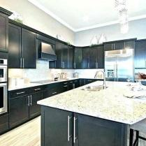 +44 Finding Dark Kitchen Cabinets And Light Granite 40