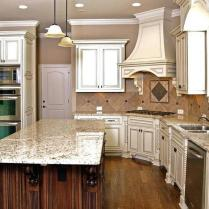 +44 Finding Dark Kitchen Cabinets And Light Granite 94