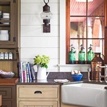 +45 The 30-Second Trick for Kitchen Decorating Ideas above Cabinets Tiny House