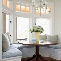 +46 Most Popular Ways To Breakfast Nook Ideas For Your Small Kitchen 21