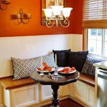 +46 Most Popular Ways To Breakfast Nook Ideas For Your Small Kitchen 26