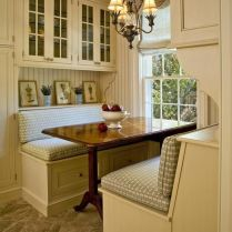 +46 Most Popular Ways To Breakfast Nook Ideas For Your Small Kitchen 8