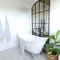 46+That Will Motivate You Farmhouse Bathroom Colors Rustic 100