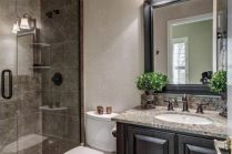 46+That Will Motivate You Farmhouse Bathroom Colors Rustic 77