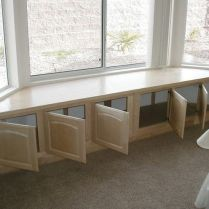 +37 A Review Of Window Bench Seat Diy Nooks 57
