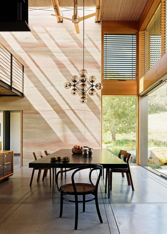The Modern Wall Texture Design for Home Interior