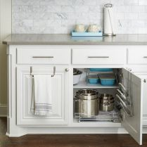 39+ Inspiring Kitchen Cabinet Organization Ideas 119