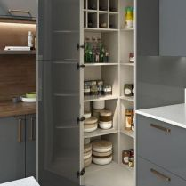 39+ Inspiring Kitchen Cabinet Organization Ideas 15