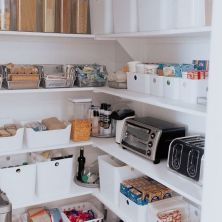 39+ Inspiring Kitchen Cabinet Organization Ideas 65