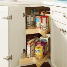 39+ Inspiring Kitchen Cabinet Organization Ideas 8