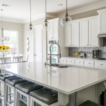 +43 White Colors Of Stone Countertops Ideas 173