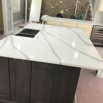 +43 White Colors Of Stone Countertops Ideas 23