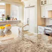 +43 White Colors Of Stone Countertops Ideas 25