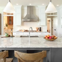 +43 White Colors Of Stone Countertops Ideas 49