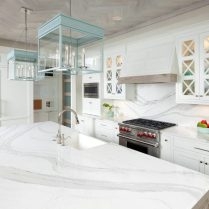+43 White Colors Of Stone Countertops Ideas 9