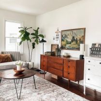 35 The Essentials Of Vintage Details Meet Modern Design Ideas Home Tour 50