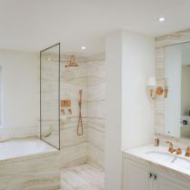 40 Awesome Marble In Shower Design Ideas To Inspire You 169