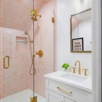 40 Awesome Marble In Shower Design Ideas To Inspire You 170