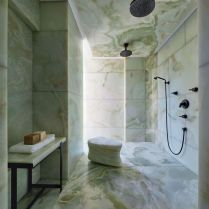 40 Awesome Marble In Shower Design Ideas To Inspire You 190