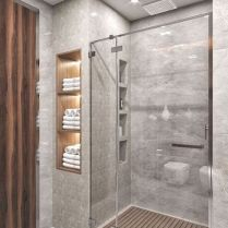 40 Awesome Marble In Shower Design Ideas To Inspire You 310