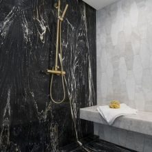40 Awesome Marble In Shower Design Ideas To Inspire You 34