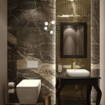 40 Awesome Marble In Shower Design Ideas To Inspire You 9