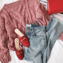 What Everyone Does When It Comes To Fall Outfits For Teen Girls For School Casual Jeans 169