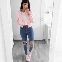 What Everyone Does When It Comes To Fall Outfits For Teen Girls For School Casual Jeans 75