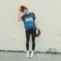 What Everyone Does When It Comes To Fall Outfits For Teen Girls For School Casual Jeans 8