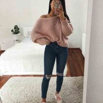 What Everyone Does When It Comes To Fall Outfits For Teen Girls For School Casual Jeans 81