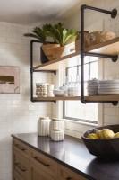 Nice Kitchen Cabinet Shelving Units   Decor Inspirator