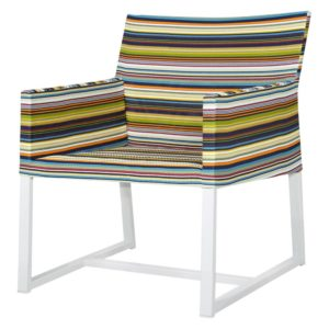 recovering chair cushions vinyl mayfair dining chairs outdoor furniture materials guide how to choose the best mamagreen stripe casual