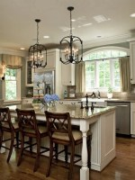45+ Wonderful French Country Kitchens Design Ideas ...