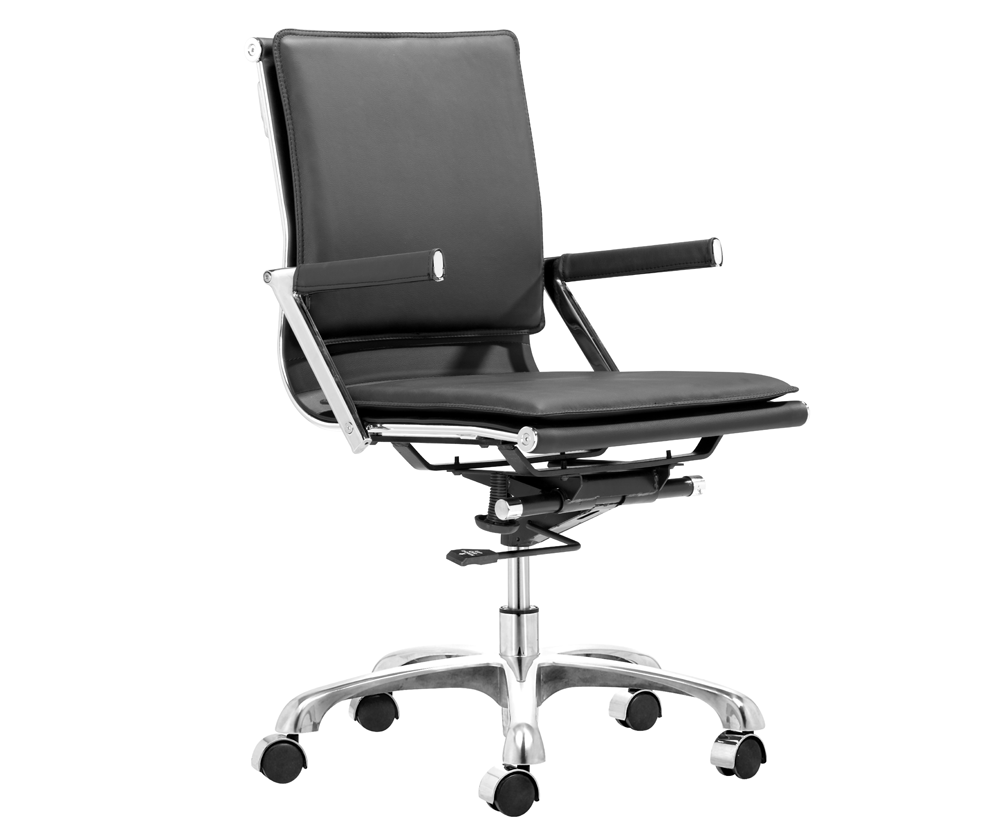 Low Back Office Chair Ryder Low Back Office Chair Decorium Furniture