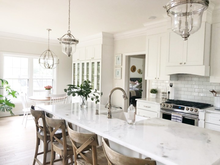 All About Our Countertops: Quartzite, Quartz and Marble