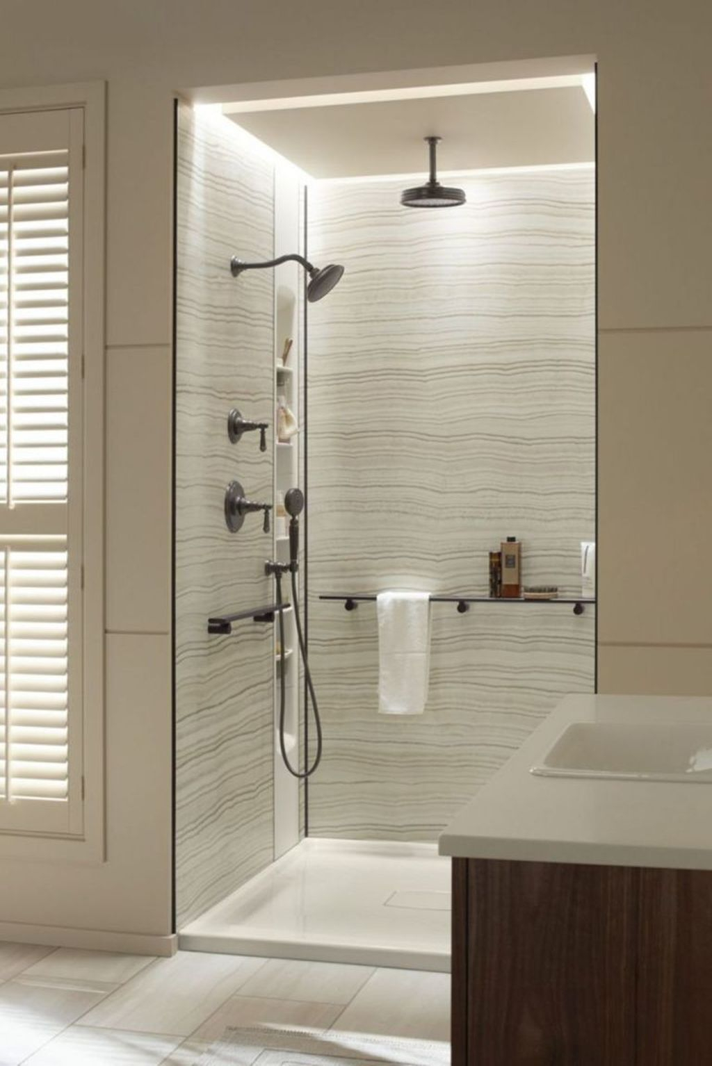 Cute Remodel Shower Design Ideas To Rock This Season 34