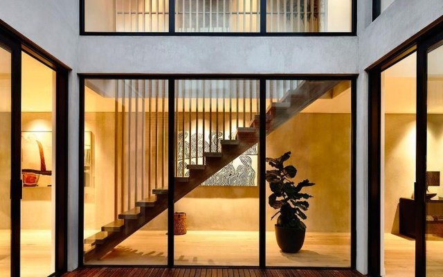 Trendy Contemporary Townhouse Design Ideas That Make Your Place Look Cool 20