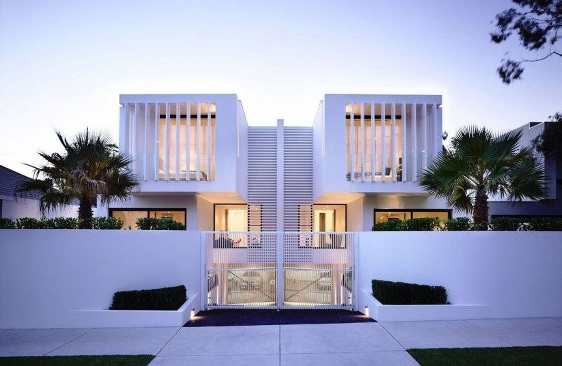 Trendy Contemporary Townhouse Design Ideas That Make Your Place Look Cool 34