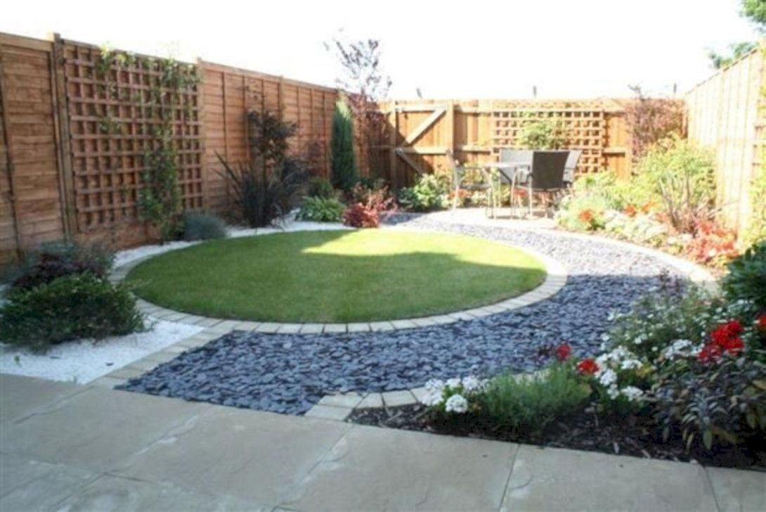 Amazing Garden Design Ideas For Small Space To Try 06