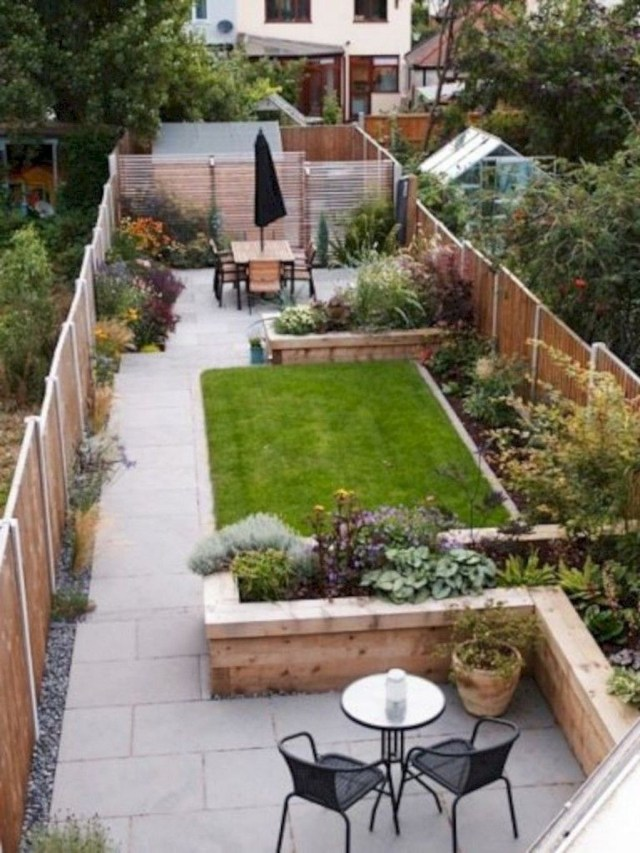 Amazing Garden Design Ideas For Small Space To Try 25