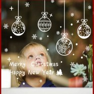 Beautiful Window Decorating Ideas For Christmas 10