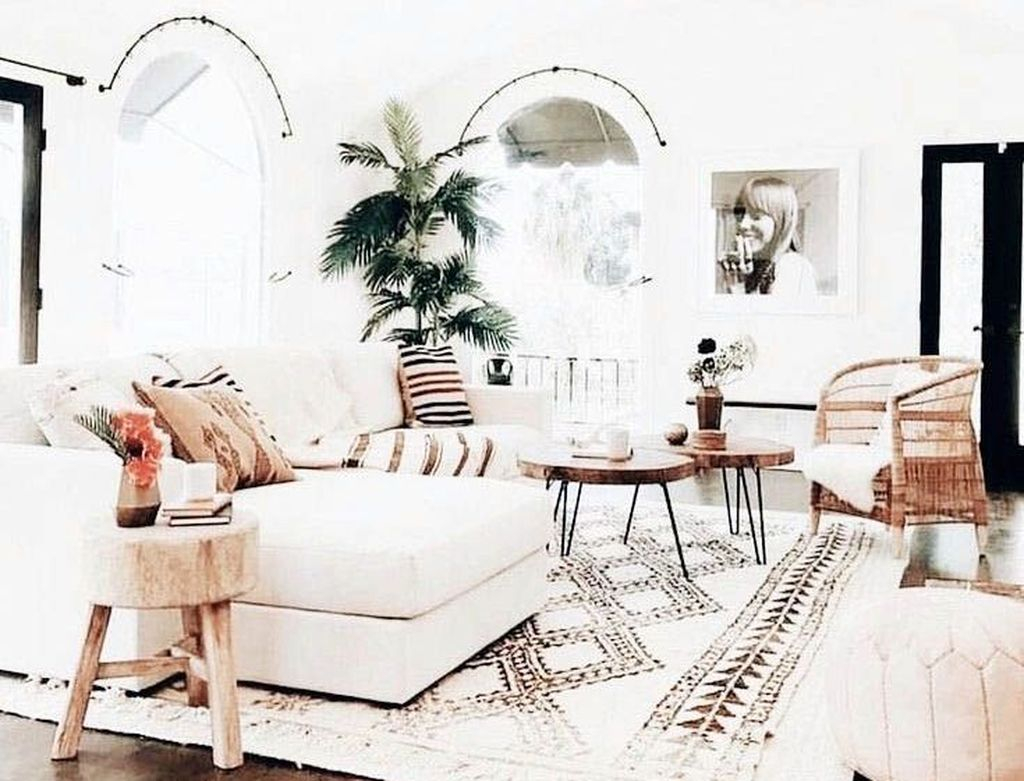 Best Minimalist Living Room Decorations Ideas 11